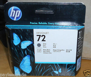Genuine-HP-72-Printhead-HP-C9380A-Gray-Designjet-72-Gray