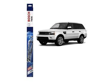 Front-Window-Windscreen-Wiper-Blades-650mm-650mm-Range-Rover-L322-BOSCH-808A