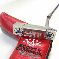 Custom 2016 Scotty Cameron Putter 2016 Newport2 Series Blue Edition