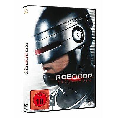 Robocop 1-3 Collection DVD Film Spielfilm Fox