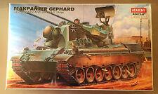 ACADEMY 1336 - 1/35 FLAKPANZER GEPHARD WEST GERMANY ANTI-AIRCRAFT TANK
