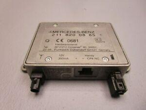Mercedes-Clase-E-T-S211-Unidad-de-Control-2118200885-Amplificador-de-Antena