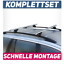 V-RR Alu Dachträger für Skoda Superb III 3V Kombi ab 15 kompl