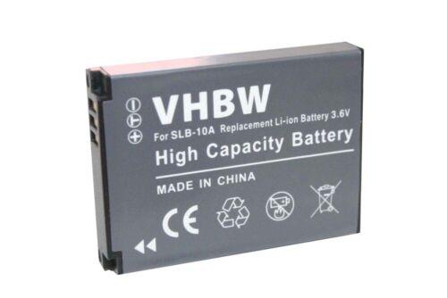 Batería para SAMSUNG DIGIMAX WB550 WB-550 ACCU