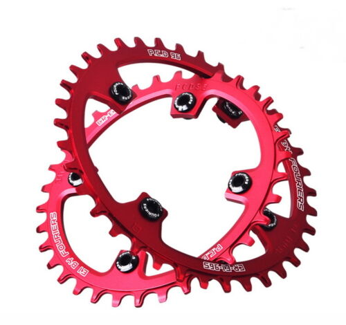 FOURIERS BCD 96 Chainring 32//34//44//48T Teeth Mountain Bike MTB Bicycle CR-E1-96S