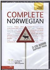Complete Norwegian, Teach Yourself, 2 CD support pack