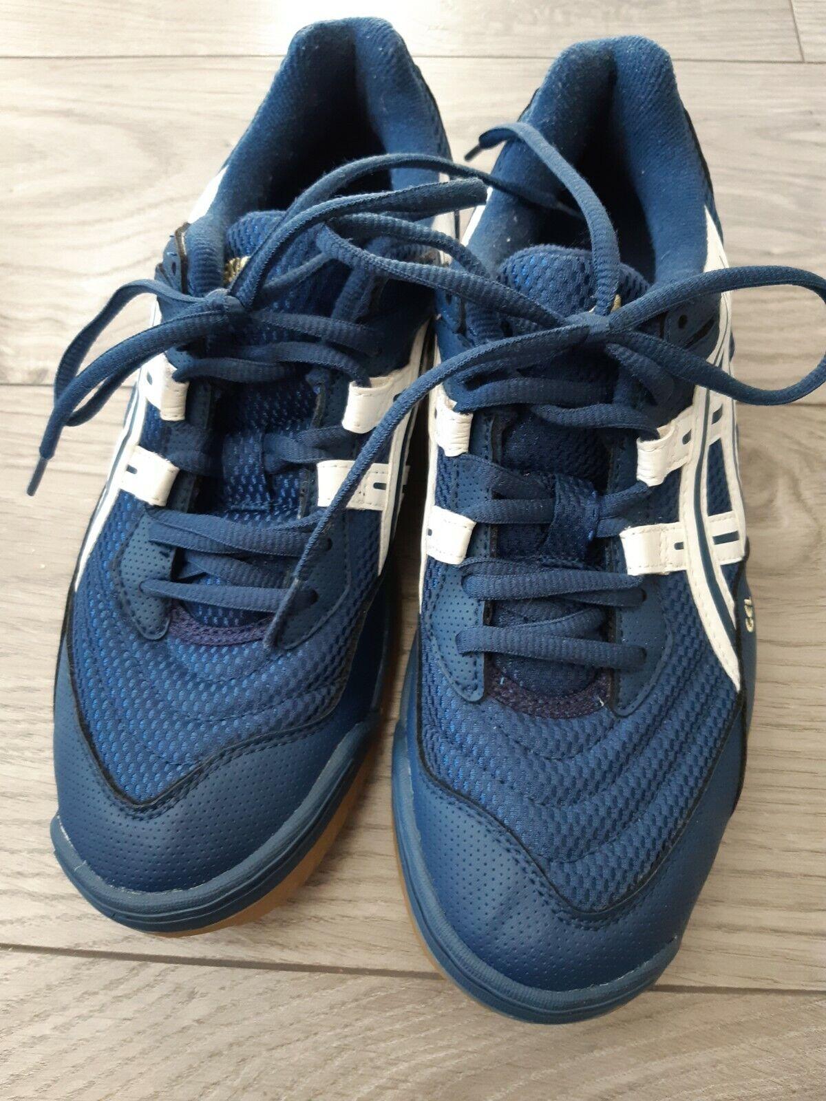 seta Reprimir asentamiento  ASICS GEL Hunter 2 Navy Blue White Lace up Trainers UK 5.5 EU 39 for sale |  eBay