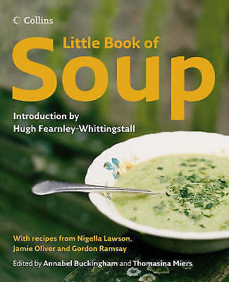 """AS NEW"" Little Book of Soup, , Book"