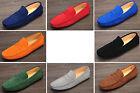 Men Leather slip on loafers penny loafers slide drivers moccasin car shoe sandal