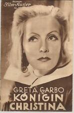 IFK Nr.  898 Königin Christina ( Greta Garbo )