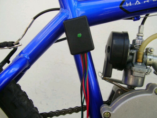 Use With 6 Volt Mini-Gen NEW 6V MINI-CHARGER FOR Motorized Bicycle Lighting