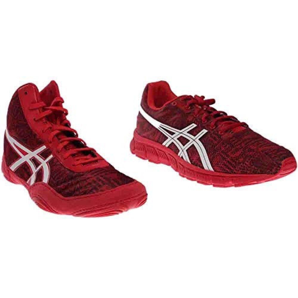 ASICS JB Elite All I I I See Is Gold 2 Pack Mens Wrestling schuhe edf334