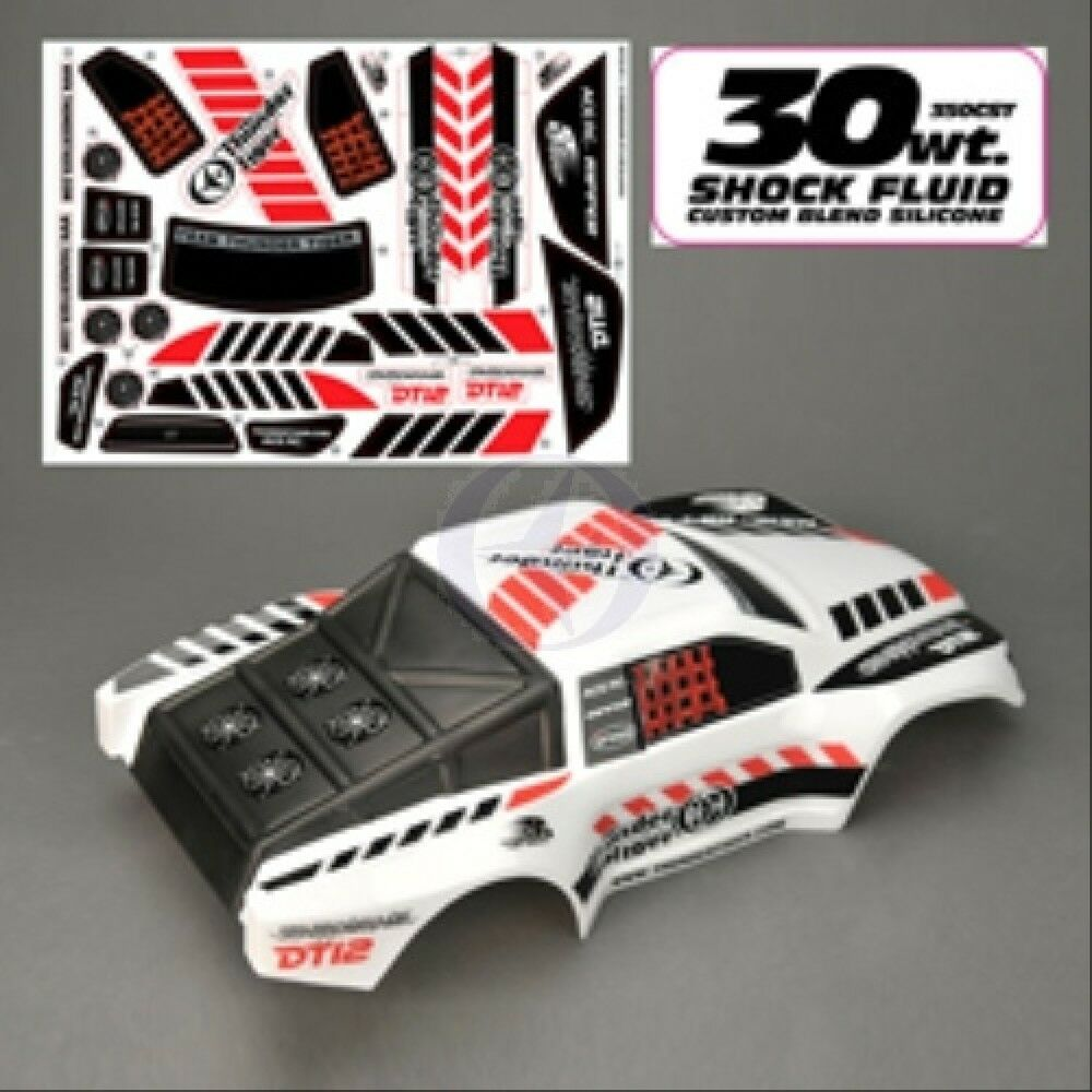 Pd7508-w THUNDER TIGER Sparrowhawk dt12 Corbellini BIANCO 6568 tra ^
