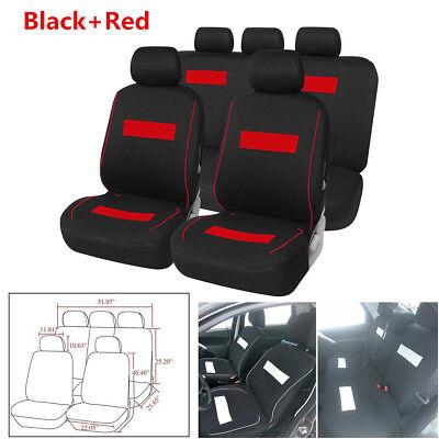 Coche 2x Frontal cubiertas de asiento Protector Para Audi A1 S Line