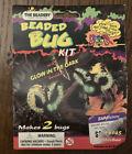NIP The Beadery Beaded Bug Kit #4945 Bumblebee - Makes 2 Bugs Glows in the Dark