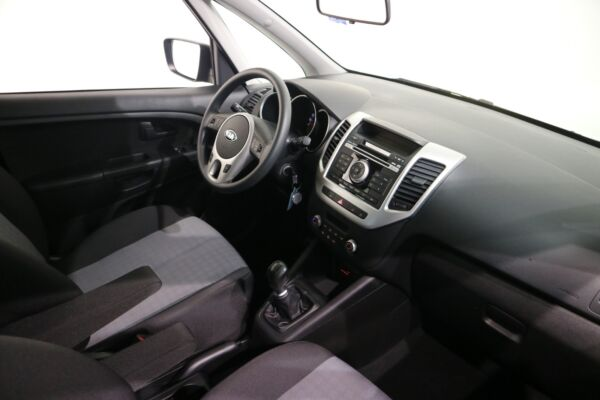 Kia Venga 1,6 CRDi 128 Attraction - billede 3