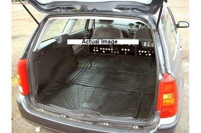 Jaguar S-TYPE Alfombra de carga revestimiento de arranque de goma natural