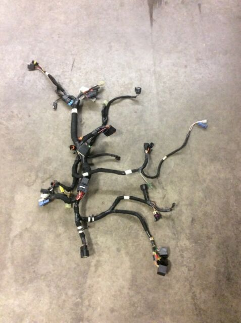 11 12 13 14 Polaris Rush Pro R Chassis Engine Wire Harness