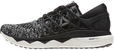 Aktiv Reebok Floatride Run Ultraknit Womens Running Shoes - Black