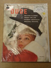 DUDE THE 1957 FN MYSTERY PUBLISHING US MAGAZINE NELSON ALGREN HENRY MILLER