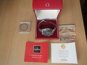 Omega-Speedmaster-145-012-Cal-321-w-box-papers-extra-links-AMAZING-condition