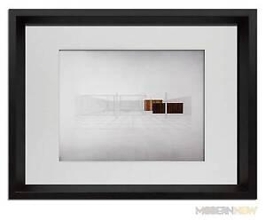 "Mies Van Der Rohe LTD Lithograph -ROW House with Court 1939 +Custom FRAME 18x24"""