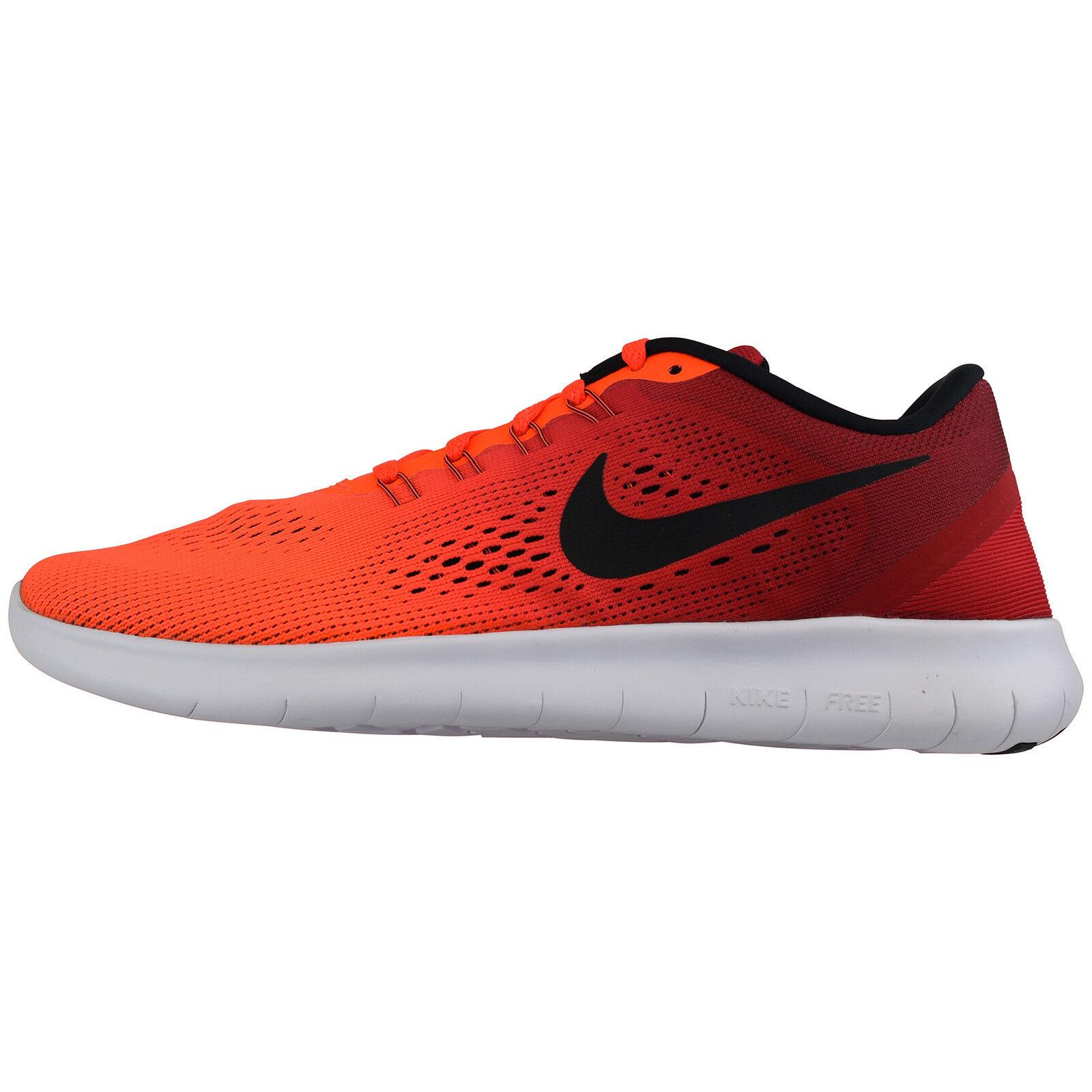 WMNS Nike Free RN 831509-801 LIFESTYLE Scarpe da corsa running tempo libero Sneaker
