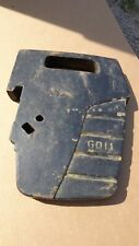 6011 Suitcase Weights Massey Agco Deutz 6011 Suitcase Weights 79 Pounds Each