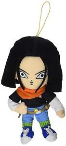 Dragonball-Z-8-034-ANDROID-17-PLUSH-FIGURE-Official-Great-Eastern-Plushie