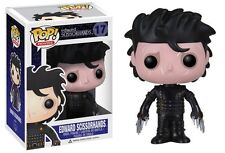 FUNKO POP 2014 MOVIES EDWARD SCISSORHANDS #17 Sealed Figure IN STOCK