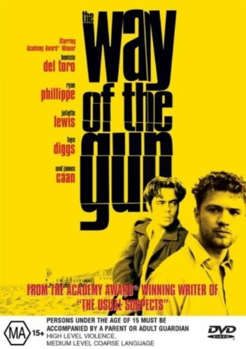 1 of 1 - The Way Of The Gun (DVD, 2004)