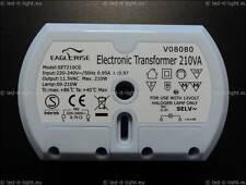 █► Elektr Transformator Eaglerise SET210CS -  12V 50 - 210 WATT Dimmbar Halbrund
