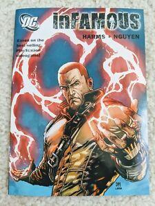 inFAMOUS Mini-Comic from DC Comics