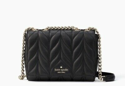 NWT Kate Spade New York Mini Emelyn Briar Lane Quilted Crossbody Bag