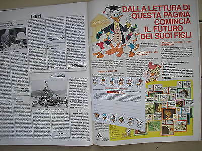 100% QualitäT Topolino EnzyklopÄdie Disney Gutschein Gute Old-time 1974 Poster Archimedes Lassen Sie Unsere Waren In Die Welt Gehen
