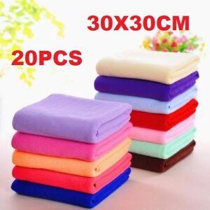 10PCS-Wholesale-Baby-Kids-Towels-Absorbent-Microfiber-Fiber-Small-Hand-Towel-GW