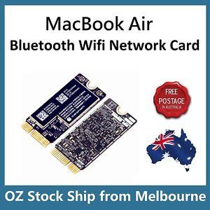 "Apple MacBook Air 11/"" 13/"" A1465 A1466 2013 2014 2015 Original WiFi Airport Card"