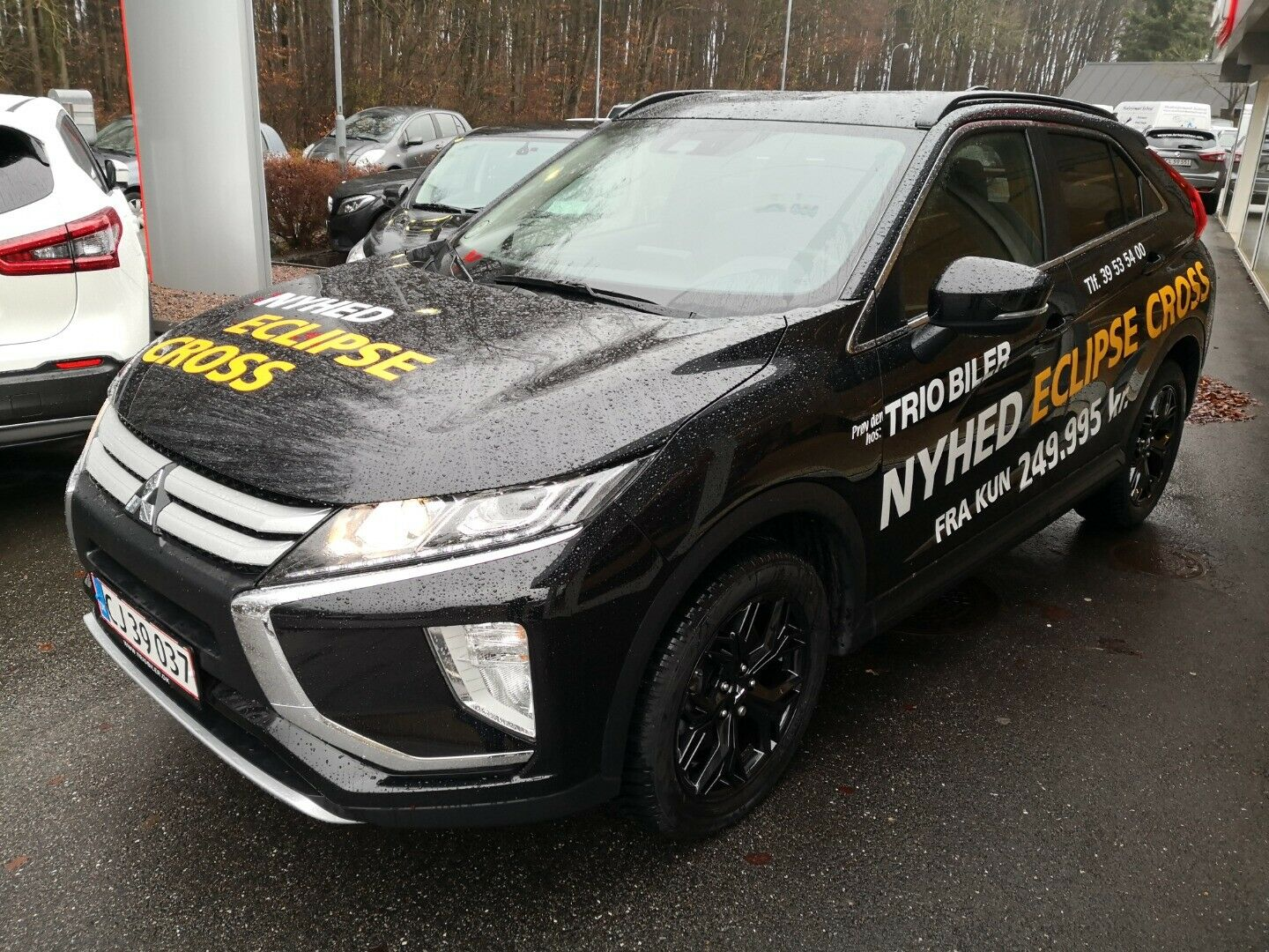 Mitsubishi Eclipse Cross 1,5 T 163 Invite+ 5d