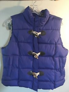 7692944b84f Image is loading Juniors-Arizona-Jeans-Puffer-Vest-size-xl