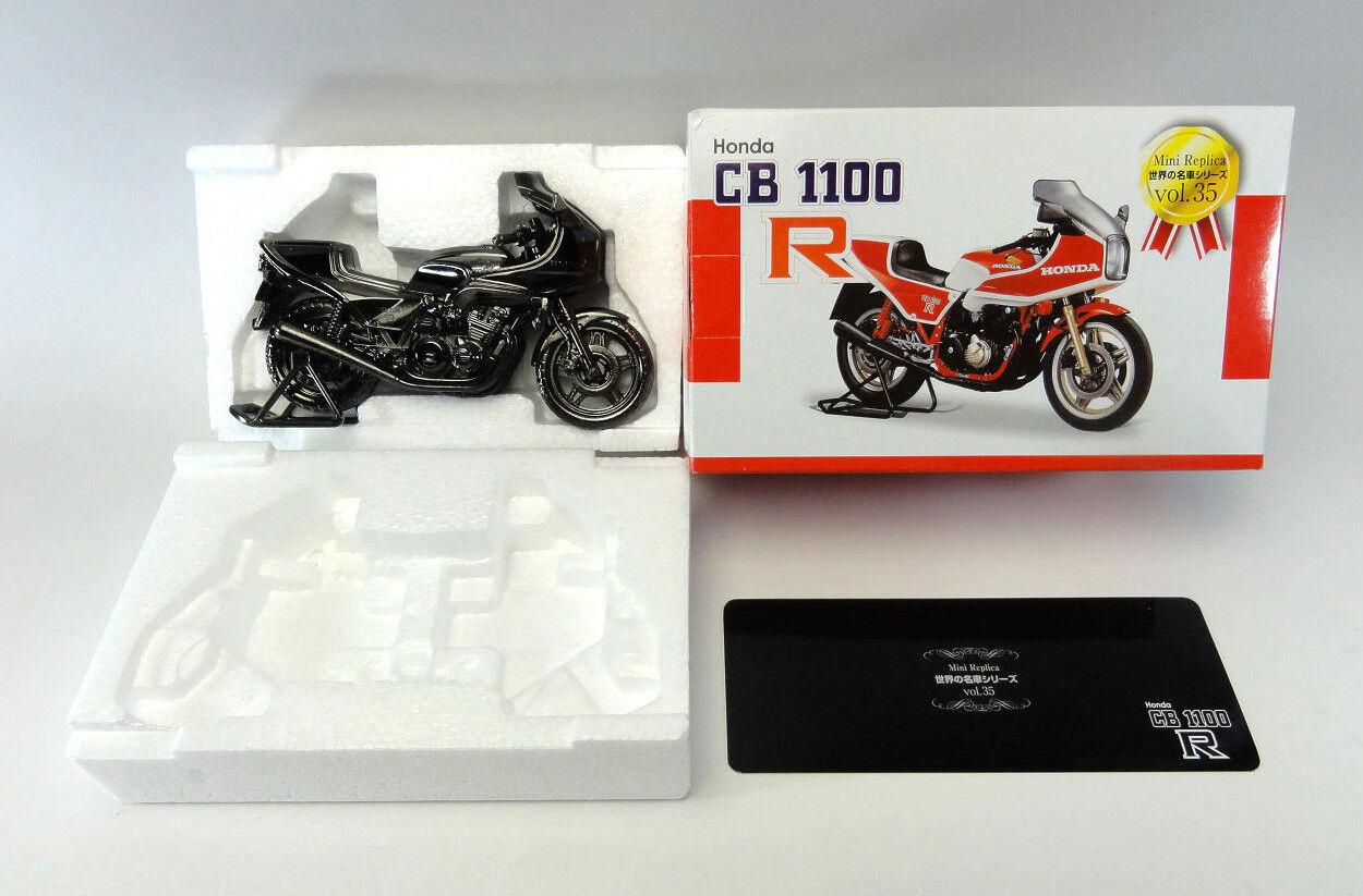 Honda CB1100R Mini réplica réplica réplica daicast modelo rojo Baron Japón c0952c