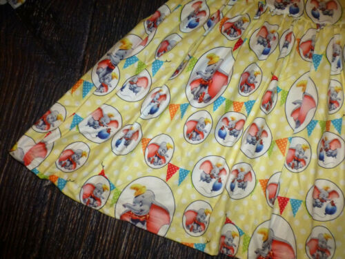 NEW Dumbo Boutique Girls Long Sleeve Yellow Ruffle Dress