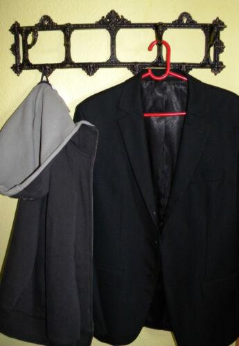 Rustikal Antik Garderobe Wandgarderobe Gusseisen Gründerzeit Look Jugendstil
