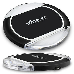 Phone battery charger pad