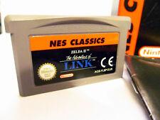 Nintendo Game Boy Advance - Zelda II: The Adventure of Link