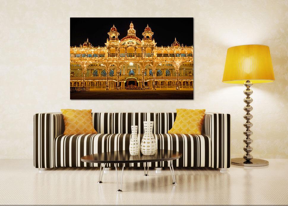 3D Golden Palace 53 Fototapeten Wandbild BildTapete Familie AJSTORE DE Lemon