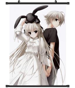 3905 Anime Game Yosuga no Sora wall Poster Scroll A