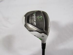 Details about Used Taylormade RBZ 25* 5 Hybrid Taylormade RBZ 65 Regular  Flex Shaft RBZ