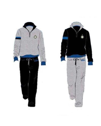 14650 Inter Uomo Cotone Fc Ps Felpato Abbigliamento Pigiama Internazionale S8dTgxwTq