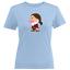 Juniors-Girl-Women-Shirts-Tee-T-Shirt-Snow-White-and-Seven-Dwarfs-Grumpy-Disney thumbnail 9