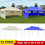 10-039-x20-039-Pop-Up-Gazebo-Marquee-Outdoor-Garden-Party-Tent-Canopy-4-Clear-windows thumbnail 1